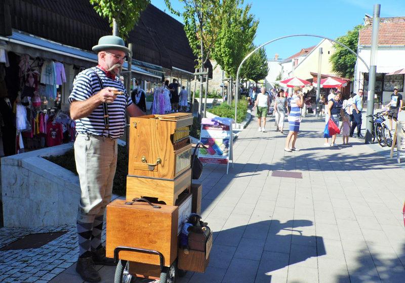 Újra régi dallamok Keszthelynek