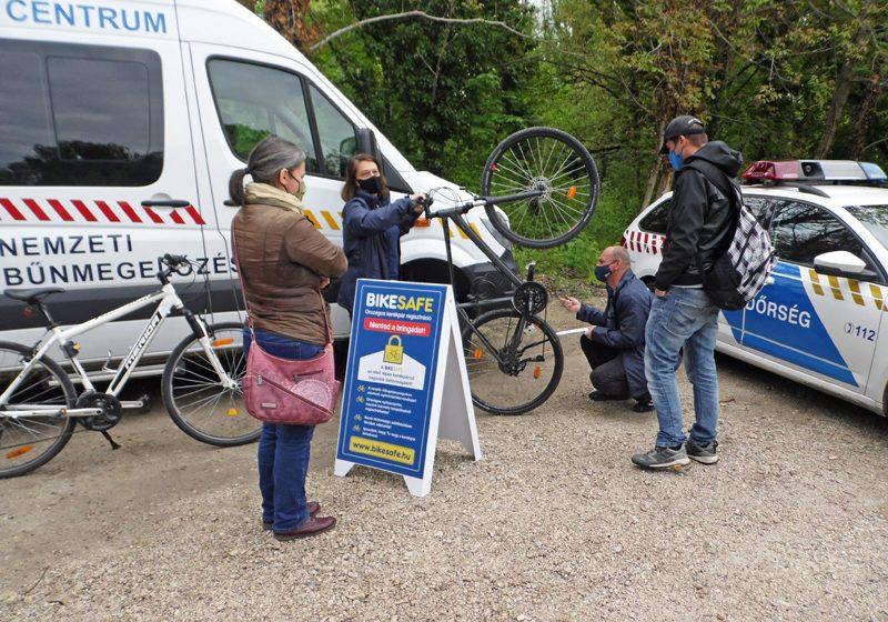 Műszaki szolgáltatás a kerékpárosoknak